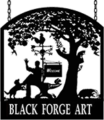 Black Forge Art logo