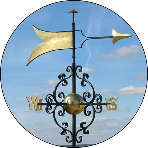 Traditional & unusual weathervanes
